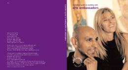 How to work with arts ambassadors