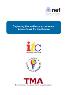 Measuring the impact of theatre on wellbeing
