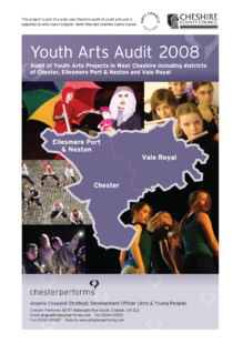 Audit of youth projects in West Cheshire