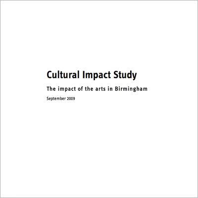 Cultural Impact Study