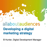 Developing a Digital Marketing Strategy Cover