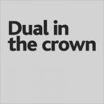 Dual in the crown headline