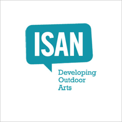 ISAN logo