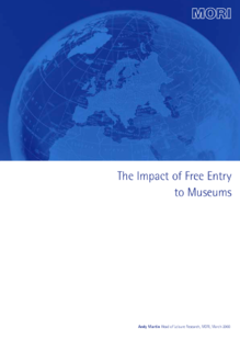 The impact of free entry to museums