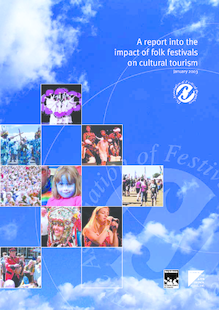 The growth of the folk festival in cultural tourism