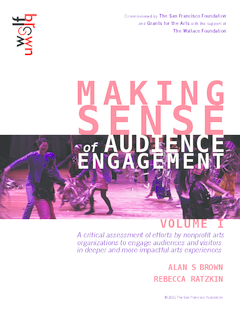 Assessment of projects to engage audiences