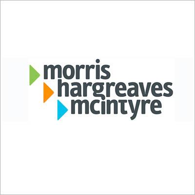 Morris Hargreaves McIntyre logo