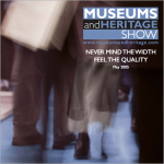 Museums and Heritage Show Front Cover