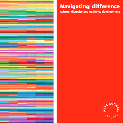 Navigating difference front cover