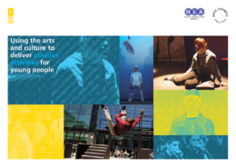 Positive arts-based activities for young people