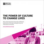 The power of culture to change lives resource cover