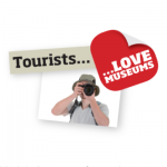 Tourists Love Museums graphic