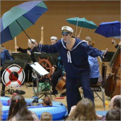 Orchestras Live Lullaby Concert