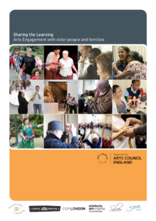 Arts Engagement with older people and families