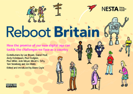 Reboot Britain: living in a new digital age