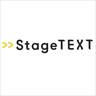 Stagetext
