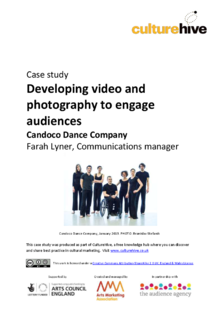 Developing video and photography to engage audiences