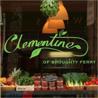 Clementine of Broughty Ferry Green Grocers