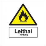 Leithal Thinking logo