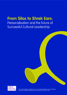 Personalisation and the future of successful cultural leadership