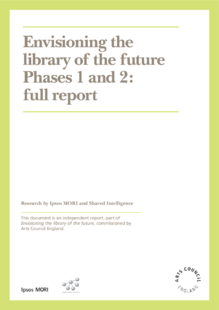 Envisioning the library of the future