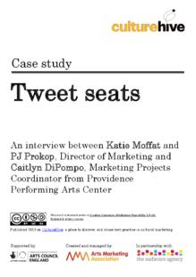 Tweet seats