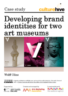 Branding art museums – two case studies