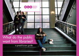 What do the public want from libraries? Practitioner guide