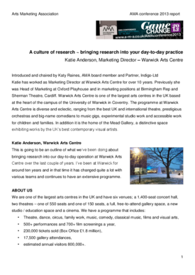 A culture of research ~ bringing research into your day-to-day practice