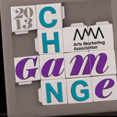 AMA Conference 2013 Game Change Logo