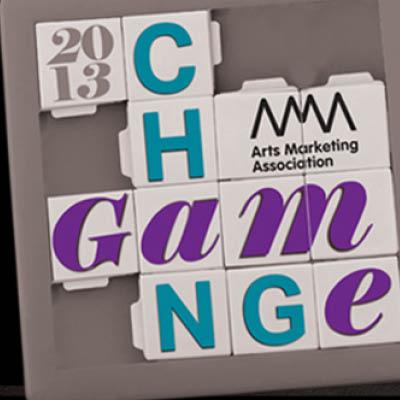 AMA Conference 2013 Game Change Logo