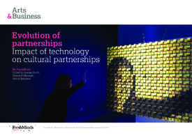 Natural partners: digital media and arts