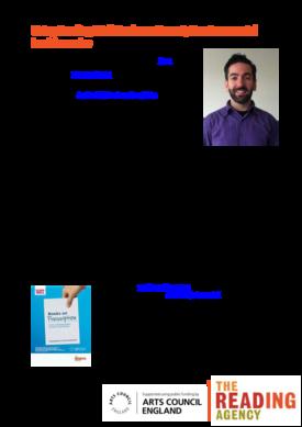 Prescribing books in a mental health service