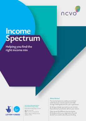 Income spectrum: finding the right income mix