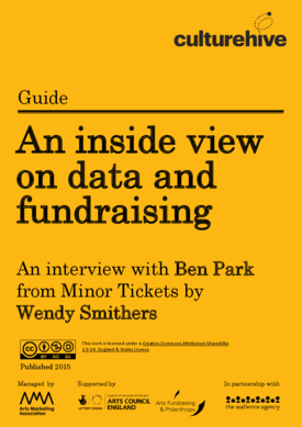 An inside view on data and fundraising