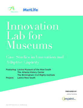 Latino New South: case study in innovation and adaptive capacity