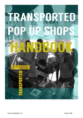 Pop Up Shops Handbook