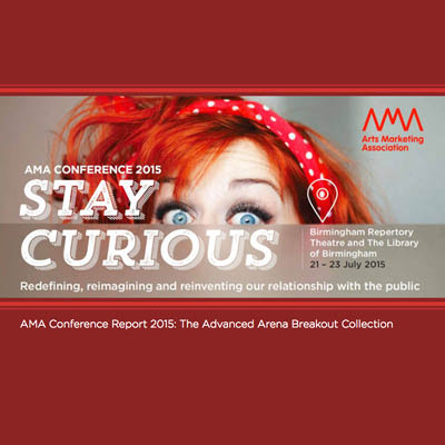 AMA Conference 2015 branding