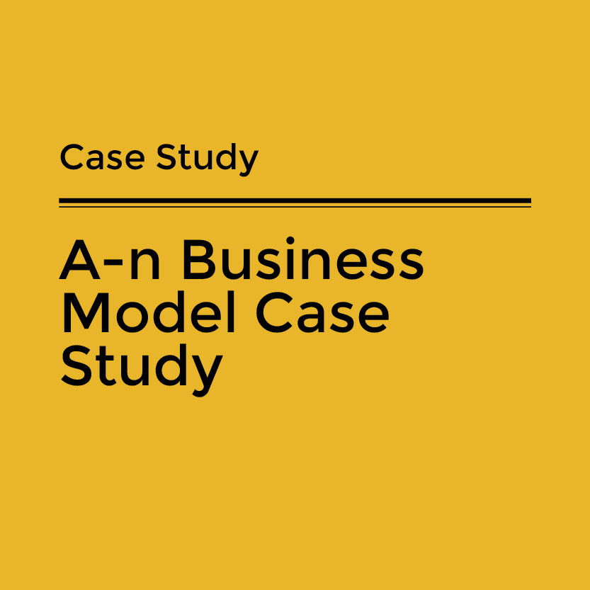 a-n business model case study
