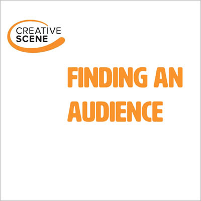 Finding an Audience front cover