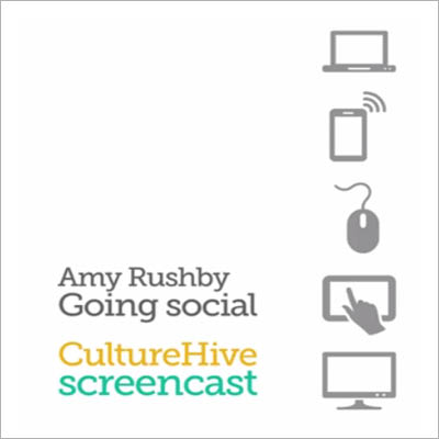 Amy Rushby Going Social video still