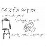 Case for support illustration