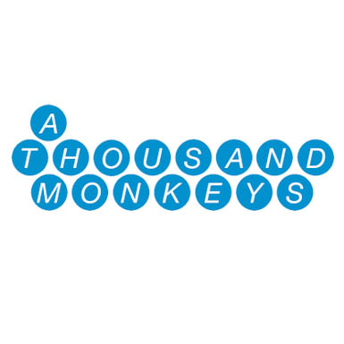 A Thousand Monkeys Logo