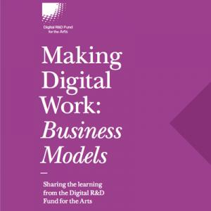 Making Digital Work: Business Models