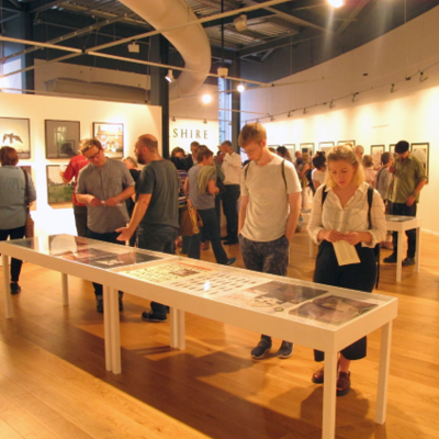 Planet Yorkshire Exhibition at Impressions Gallery