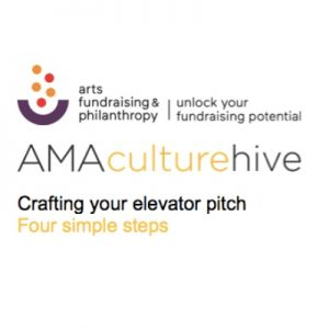 Crafting your elevator pitch: four simple steps