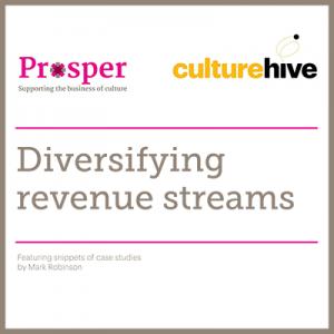 Diversifying revenue streams
