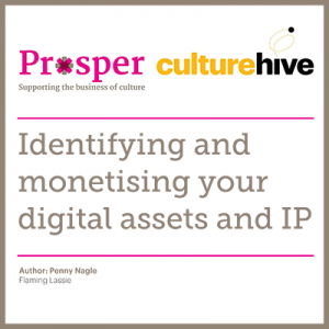 Identifying and monetising your digital assets and IP