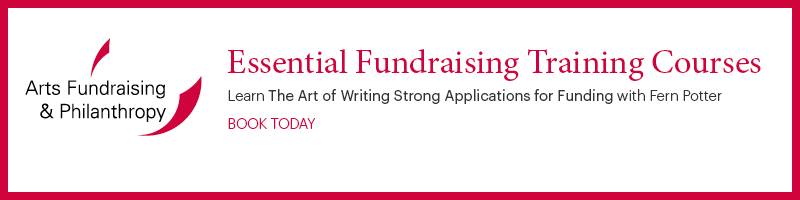 The Art of Writing Strong Applications for Funding Advert