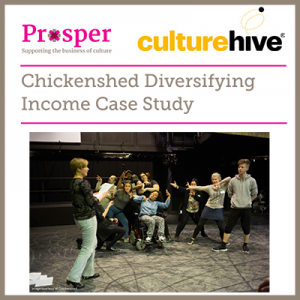 Chickenshed Diversifying Income Case study